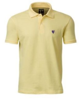 Camisa Polo Masculina Made in Mato Amarela