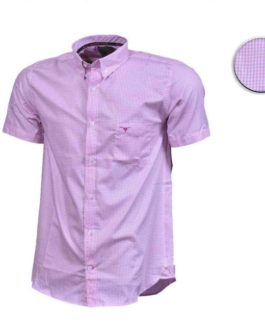 CAMISA ALL HUNTER MC EXPERT / BRANCA / ROSA