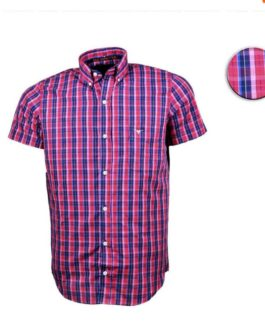 CAMISA ALL HUNTER XADREZ MC CAROLINA / VERMELHA / AZUL