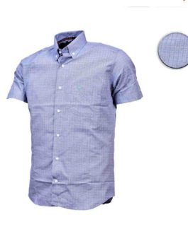 CAMISA ALL HUNTER MC XADREZ OFFER / AZUL / AZUL