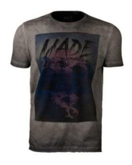 Camiseta Masculina Made in Mato – Preto