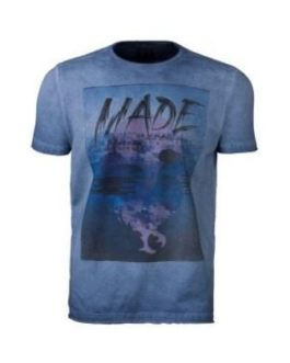 Camiseta Masculina Made in Mato – Marinho
