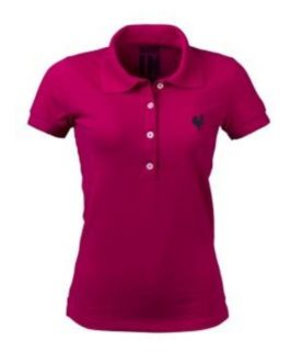 Camisa Polo Feminina Made in Mato Pink