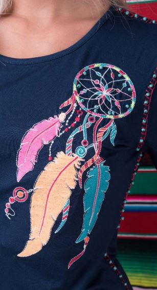 BLUSA MISS COUNTRY FEATHERS NEON 324  c7b005bb0fa